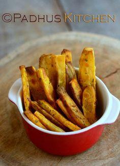 Baked Sweet Potato Wedges-Sweet Potato Recipes-Easy Snacks Recipes