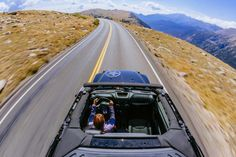 """Climb a """"fourteener"""" and see some of the best views of Colorado, all from your car."""