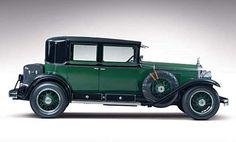 Al Capone's Cadillac getaway car