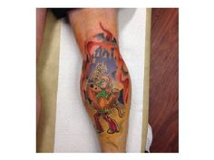 1131becb2 23 best Scooby-doo Tattoo Designs images in 2017 | Scooby doo tattoo ...