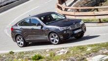 PRIMERA PRUEBA DE COMPARACIÓN. Hot 2017 Mercedes GLC Coupe frente BMW X4 - MercedesBlog