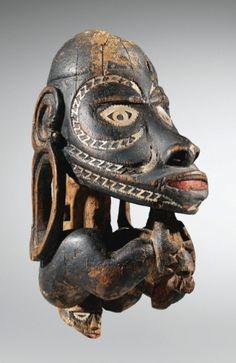 Figure de proue, Nouvelle-Géorgie, Îles Salomon | lot | Sotheby's