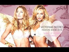 ▶ Victorias Secret Show 2014 | Hair & Make Up Tutorial - YouTube