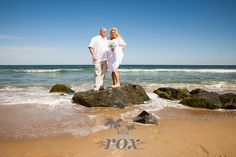 The Rock Jetty on the 15th Street Beach is ideal for a beach wedding ceremony:  https://www.roxbeachweddings.com/