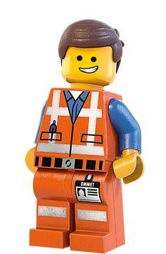 Emmet en La Película de Lego  #DíadelTrabajador