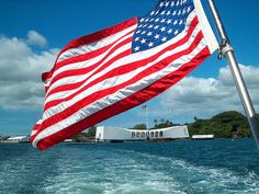 Pearl Harbor, Hawaii - Have just been here, very moving and well worth a visit