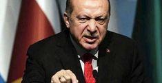 Ρ. Τ. Ερντογάν: Η κάθοδος προς την συντριβή άρχισε… Financial News, Laos, Fictional Characters, Syria, Fantasy Characters