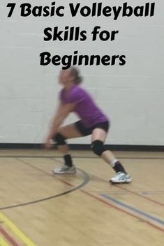 There's more to volleyball than just bump, set, spike! Here are the 7 basic skills of volleyball every beginner should know Volleyball Serving Drills, Volleyball Drills For Beginners, Volleyball Tryouts, Volleyball Serve, Volleyball Skills, Volleyball Practice, Volleyball Training, Volleyball Quotes, Coaching Volleyball
