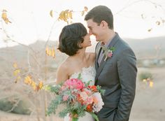 Palm Springs wedding | Photo by Fondly Forever Photography | Read more - http://www.100layercake.com/blog/?p=70401