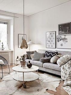 Minimalist design here evokes feeling of clean, organic, non-toxic, serenity