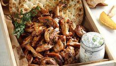 Φτιάξτε σπιτικό γύρο κοτόπουλο σε 20 λεπτά! | Επάγγελμα Γυναίκα