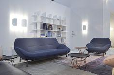 at Maison&Objet Paris 2016 Ligne Roset, Sofas, Furniture Design, Chair, Highlights, Collections, Paris, Colour, Home Decor