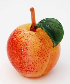 Margaret Neher peach perfume bottle