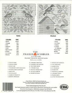 Gallery.ru / Фото #80 - The Prairie Schooler - didu