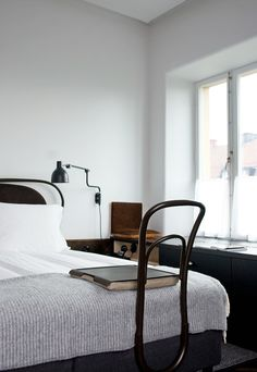 Hotel Miss Clara - Interior Break