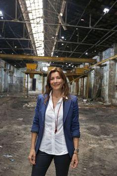 Interior Fábrica de Bombas Gens de Valencia
