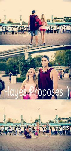 Magcon Preference: How He Proposes♥ @hayesgrier