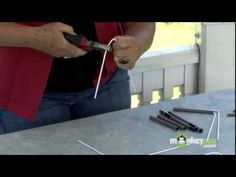 To View the Next Video in this Series Click Here: http://www.monkeysee.com/play/14432-dowsing-tools-pendulum