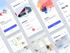 Home Automation - Fashion App - Ideas of Fashion App - Great work from a designer in the Dribbble community; your best resource to discover and connect with designers worldwide. Ui Design Mobile, Web Ui Design, Simple Web Design, Mobile App Ui, Ui Design Inspiration, Application Design, Interface Design, User Interface, Home Automation