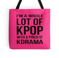 A LOT OF KPOP - PINK by Kpop Seoul Shop