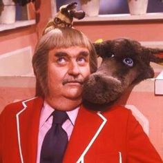 LOVED Captain Kangaroo, The Moose, and Mr. Green Jeans when I was little!