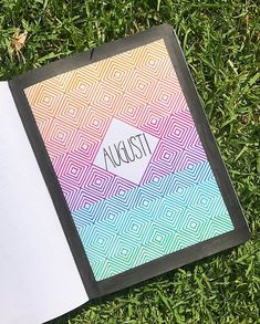 We have put together a selection of 51 repetitive Patterned bullet journal themes to keep a busy mind active and a create mindfulness and calm when creating gorgeous pages! Bullet Journal August, Bullet Journal Inspo, Bullet Journal Cover Ideas, Bullet Journal Aesthetic, Bullet Journal Layout, Journal Covers, Bullet Journal Materials, Bullet Journal Student, Dibujos Zentangle Art