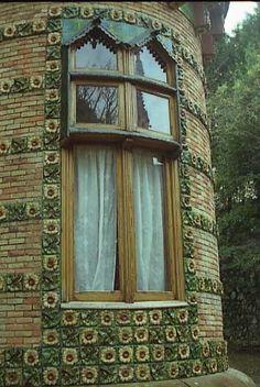 El Capricho de Gaudi #Comillas  #Cantabria