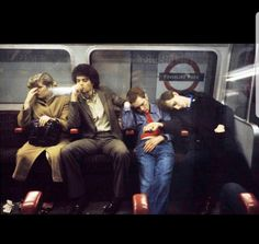See our gallery of vintage pictures of the London Underground by Bob Mazzer, a photographer who has been taking pictures on the tube for four decades. Check out his funny, poignant pictures from the and
