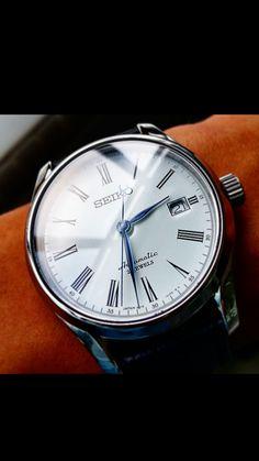 SARX019 Best Looking Watches, Seiko Presage, Seiko Watches, Luxury Watches For Men, Watch Brands, Luxury Branding, Omega Watch, Best Gifts, Dress