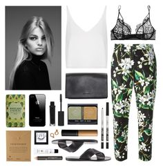 Avocado & Olive Oil by sophiehackett on Polyvore featuring polyvore fashion style Topshop Dolce&Gabbana Kiki de Montparnasse Ancient Greek Sandals COSTUME NATIONAL Dogeared Eyeko MAC Cosmetics NARS Cosmetics Organic Glam Givenchy Crabtree & Evelyn