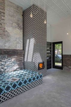 inspiration from commercial design ... 'Cafe Fargo', Buffalo, NY ...  by; Davidson Rafailids