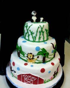 #torta #animaletti http://www.simocakedesigner.it