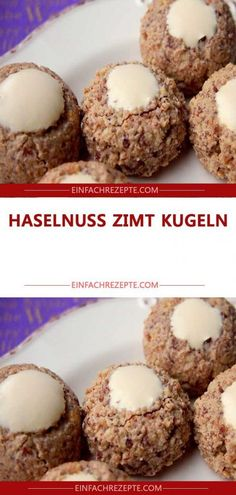Haselnuss Zimt Kugeln The post Haselnuss Zimt Kugeln appeared first on CLASS Dessert. Berry Smoothie Recipe, Easy Smoothie Recipes, Easy Smoothies, Homemade Frappuccino, Frappuccino Recipe, Cupcake Recipes, Cookie Recipes, Snack Recipes, Coconut Milk Smoothie