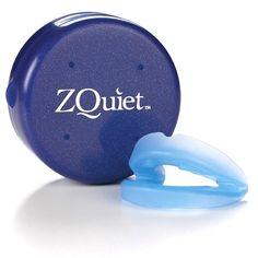 Z Quiet will help you stop snoring.