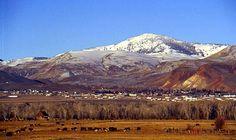 Go to Challis, Idaho. My namesake.