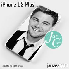 Cute Leonardo Di Caprio Phone case for iPhone 6S Plus and other iPhone devices