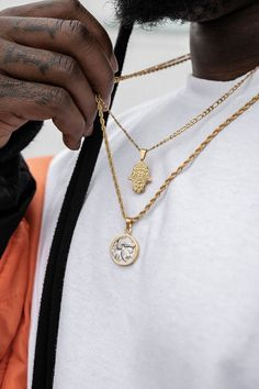 Check out our premium quality jewellery that's built to last 👌 Gold Necklace For Men, Mens Silver Jewelry, Men Necklace, Gold Chains For Men, Fashion Jewelry Necklaces, Jewellery, Stylish Jewelry, Looks Vintage, Jewelry Design