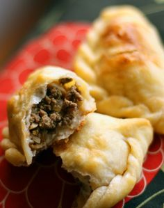 another Argentine Beef Empanada Variation - use LC flour and lard