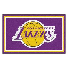 Printable los angeles lakers logo nba team logos pinterest los angeles lakers nba 4x6 rug 46x72 lakers wallpaperhd voltagebd Image collections