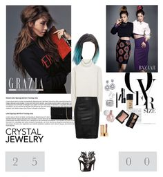 """2500+ READ DESCRIPTION<3"" by aijasn ❤ liked on Polyvore featuring Proenza Schouler, Giuseppe Zanotti, Lanvin, Michael Kors, NARS Cosmetics, Smashbox, Shiseido, Bobbi Brown Cosmetics and Yves Saint Laurent"