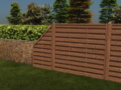 Our unique, thick and substantial slanted fence panels are practical, sturdy and encased with a thick 40mm framework. The 3 individual panels inside of the framework are 8mm thick and provide the perfect protection against the great British weather. Every single piece of timber is pressure treated to ensure that it is free from rot and fungal decay for 10 years.