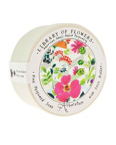 Library of Flowers Arboretum Perfumed Soap - Neiman Marcus
