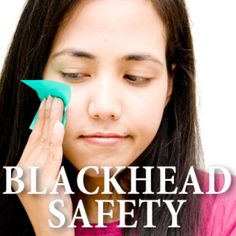 Dr Oz illustrated the differences between Blackheads and Pimples before explaining the safest ways to treat both of these annoying but common skin issues.