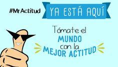 Mr. Actitud en Compras365