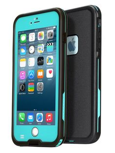 AMBM Best iPhone 6 Case, iPhone 6 Waterproof Case [Newest] Underwater Shockproof Snowproof Dirtpoof Protection Cover for inches [Grass Blue] Cool Iphone 6 Cases, Ipod Cases, Cute Phone Cases, Best Iphone, Iphone 6 Plus Case, Apple Iphone 6, Mobiles, Iphone Accessories, Electronics Accessories