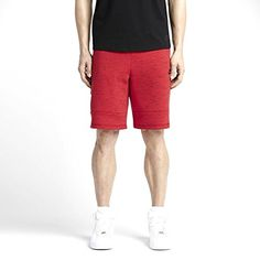 NIKE Nike Tech Fleece Short Red 628984-696 Red.  nike  cloth   bc53253a2