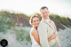 North Carolina Wedding Photographer  Sarah D'Ambra Photography Cape Hatteras Lighthouse Wedding sarahdambra.com