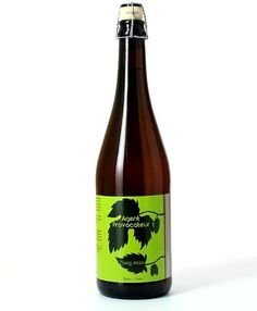 Cerveja Agent Provocateur, estilo Belgian Blond Ale, produzida por De Proefbrouwerij, França. 6.5% ABV de álcool.