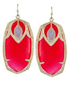 Darby Earrings in Sarong - Kendra Scott Jewelry $75