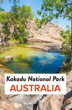Top FREE Attractions In Kakadu National Park Best Australia - 11 things to see and do in kakadu national park